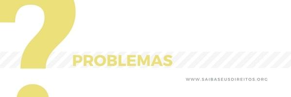 problemas?