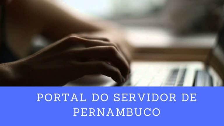portal do servidor de pernambuco
