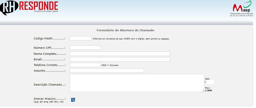 contracheque portal do servidor mg