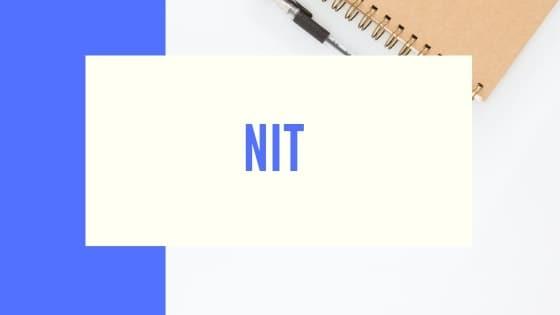 Cadastro NIT: Cadastro e consulta atualizado