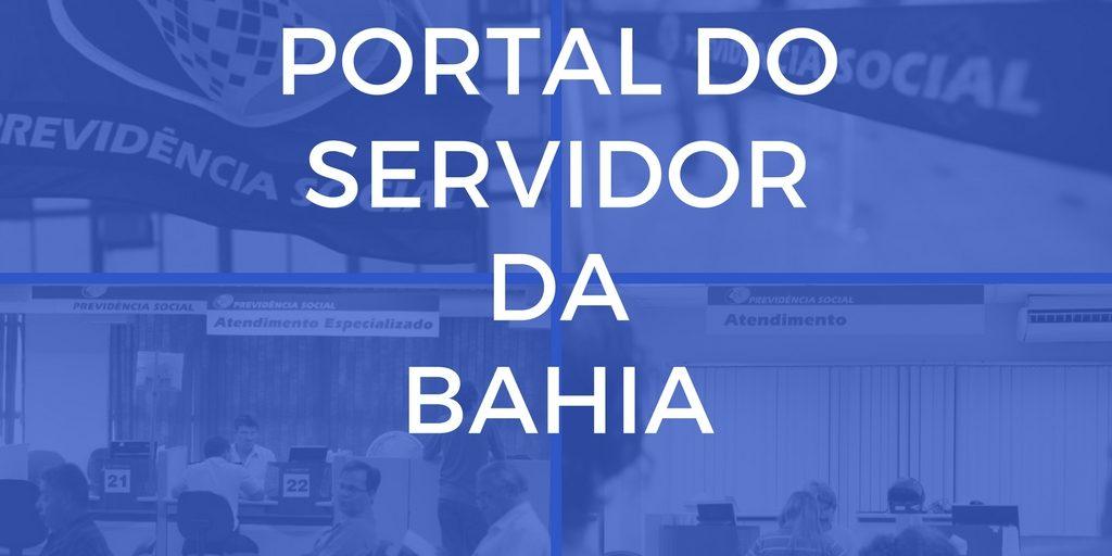 portal do servidor ba da bahia