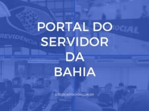 Portal do servidor Bahia