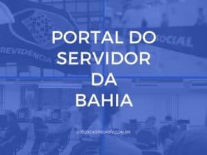 Portal do servidor Bahia