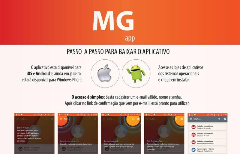 app servidor mg
