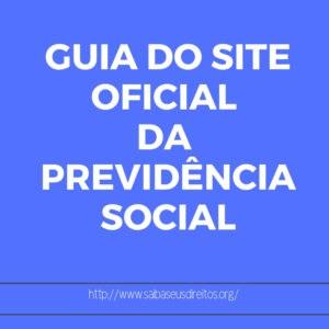 www.previdencia.gov.br: Como consultar o INSS