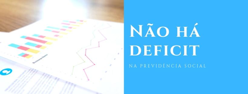 deficit previdência social
