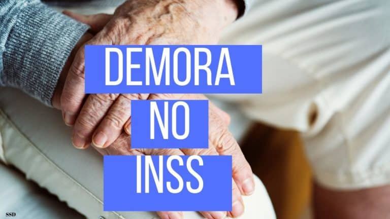 Demora no INSS